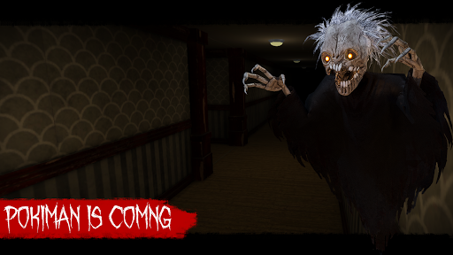 Pokiman Escape | Scary  horror game apklade screenshots 2