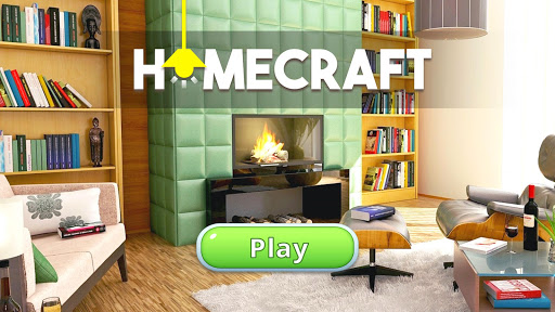Homecraft - Home Design Game  screenshots 5