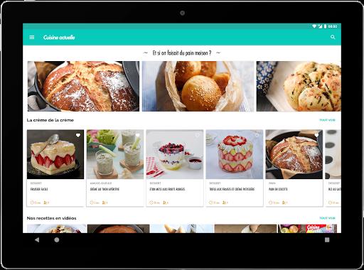 Cuisine Actuelle - idu00e9es recettes 2.6.4 Screenshots 8