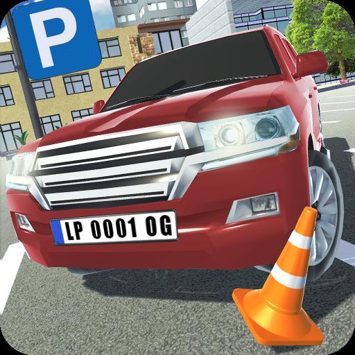 Luxury Parking Icon
