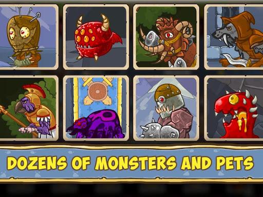 Let's Journey - idle clicker RPG - offline game 1.0.19 screenshots 12