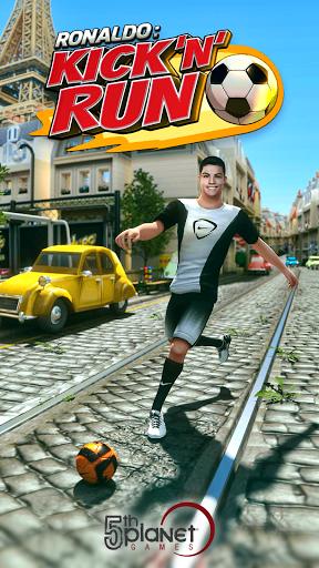 Cristiano Ronaldo: Kick'n'Run u2013 Football Runner android2mod screenshots 5