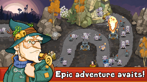 Tower Defense Realm King: (Epic TD Strategy) modavailable screenshots 24