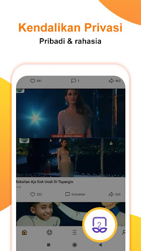 UC Mini – Pemutar Video yang Lancar