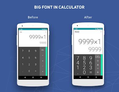 Big Font – Change Font Size & Text Size (PRO) MOD APK 4