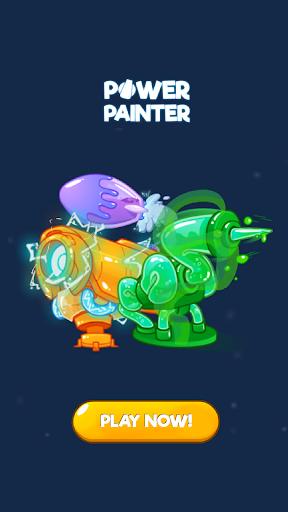 Power Painter - Merge Tower Defense Game 1.16.6 screenshots 11