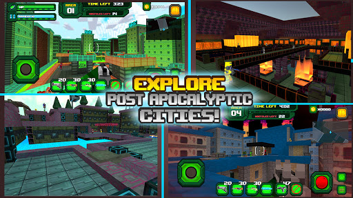 Rescue Robots Sniper Survival 1.101 screenshots 7