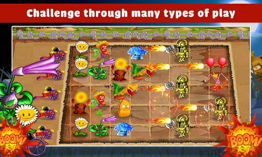Angry Plants Flower apktram screenshots 5