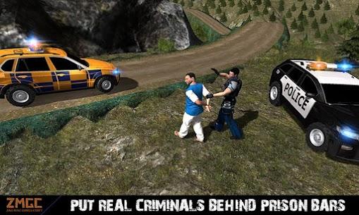 Hill Police Crime Simulator 1.0.5 Download APK Mod 1