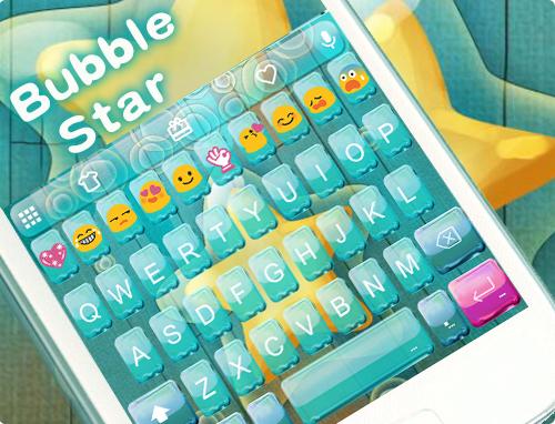 Bubble Star Emoji Keyboard For PC Windows (7, 8, 10, 10X) & Mac Computer Image Number- 9