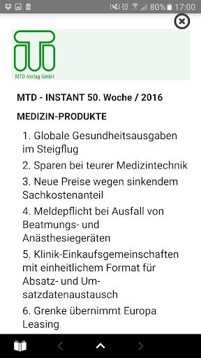 MTD-Instant 3.2.59 Screenshots 2