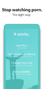 Porn Addiction Calendar - Stop Porn! Quit Porn! 3.1 Screenshots 1