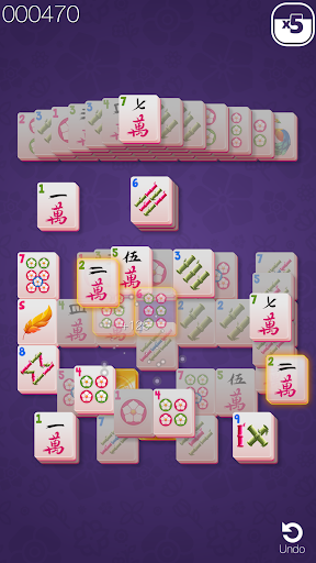 Gold Mahjong FRVR - The Shanghai Solitaire Puzzle screenshots 2
