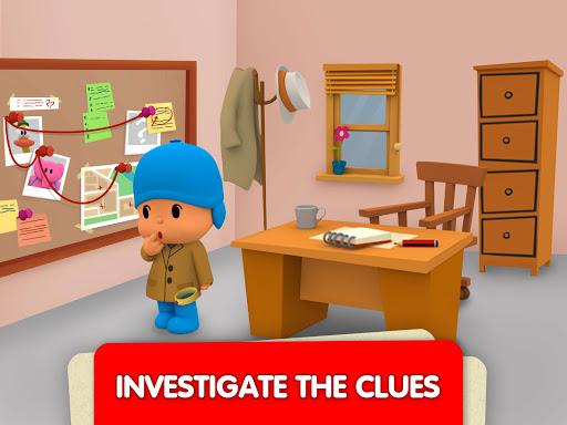 Pocoyo and the Mystery of the Hidden Objects  screenshots 14