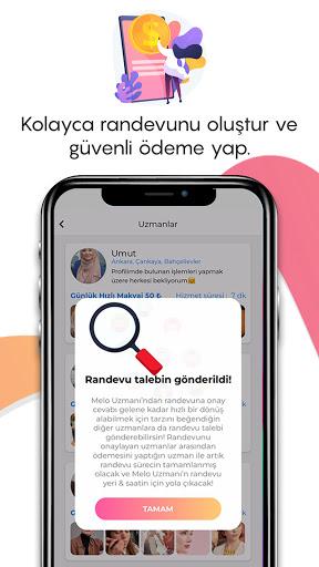 Melo App - Dijital Gu00fczellik Asistanu0131 android2mod screenshots 6
