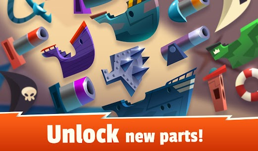 Oceans of Steel Mod Apk (Free Chests/Free Coins) Download 7