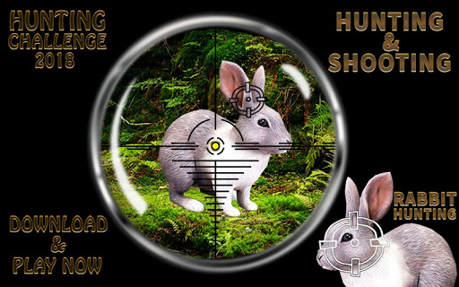 Rabbit Hunting: Sniper Safari Shooting Season 2018 1.1 screenshots 1