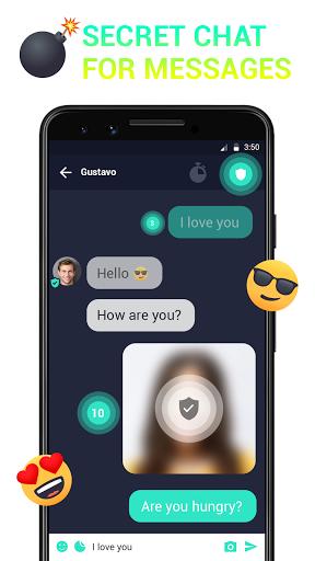 Messenger - Messages, Texting, Free Messenger SMS android2mod screenshots 5