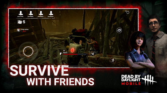 Dead by Daylight Mobile - Multiplayer Horror Game screenshots 4