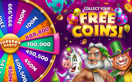 Jackpot Party Casino Games: Spin FREE Casino Slots 5017.01 screenshots 17