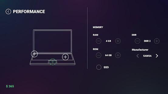 Laptop Tycoon - Laptop Factory Simulator apk