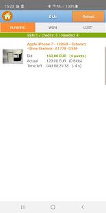 Sniper for eBay - Auction Bid Sniper automatic bid