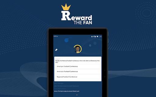 Reward The Fan Trivia screenshots 8