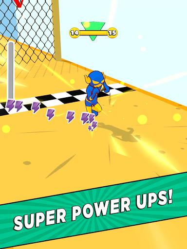 Superhero Race! apktram screenshots 13