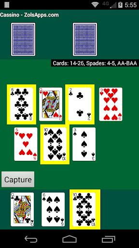 Cassino Card Game apkdebit screenshots 6