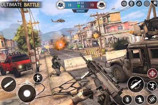 Immortal Squad 3D Free Game: New Offline Gun Games 20.4.5.0 Screenshots 12