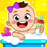 Baby Care games - mini baby games for boys & girls