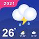 Live Weather - Accurate Weather Forecast & Radar - 天気アプリ