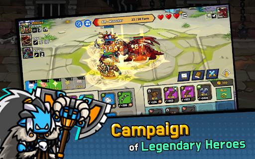 Endless Arena - Idle Strategy Battle  screenshots 10