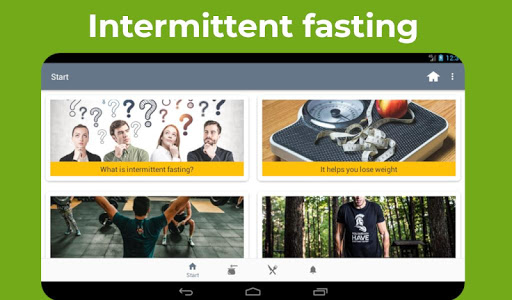 Foto do 16 8 Intermittent fasting with diet plans