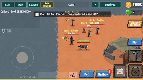 Zombix Online screenshots 4