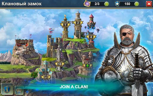 Blood of Titans: Quest & Battle Fantasy CCG screenshots 22