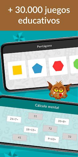 Academons - Primaria juegos educativos apkpoly screenshots 3