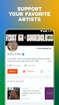 screenshot of SoundCloud - Play Music, Podcasts & New Songs