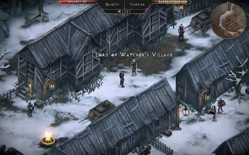 Vampire's Fall: Origins RPG Mod Apk (Free Shopping) 4