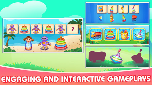 Preschool Learning : Brain Training Games For Kids screenshots 4