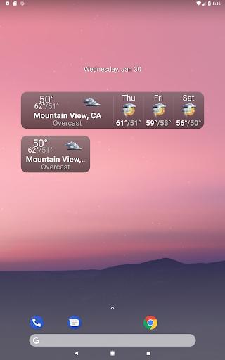 Palmary Weather  Screenshots 14