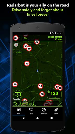 Speed Camera Detector Free 7.5.2 Screenshots 3