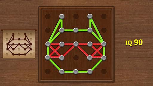 Line puzzle-Logical Practice 2.2 screenshots 6