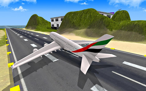 Airplane Fly 3D : Flight Plane 3.7 screenshots 4