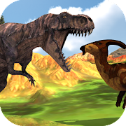 Hungry T-Rex: Island Dinosaur Hunt