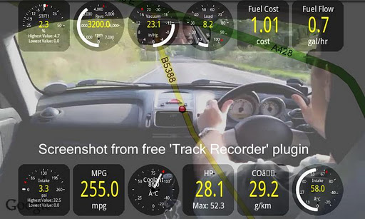 Torque Pro (OBD 2 & Car)  screenshots 7