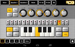 RD3 Demo - Groovebox