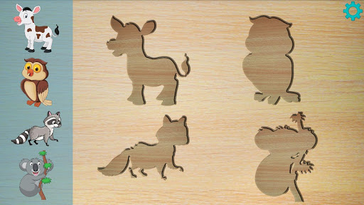 Baby Puzzles Animals for Kids  screenshots 2