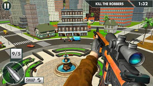 City Sniper Shooter Mission: Sniper Games Offline 1.3 screenshots 13