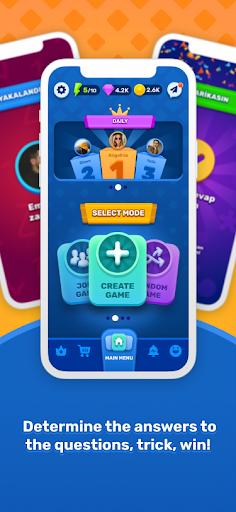 Zarta - Houseparty Trivia Game &  Free Voice Chat 2.0.8 screenshots 2